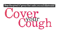 Cover Your Cough Infographic