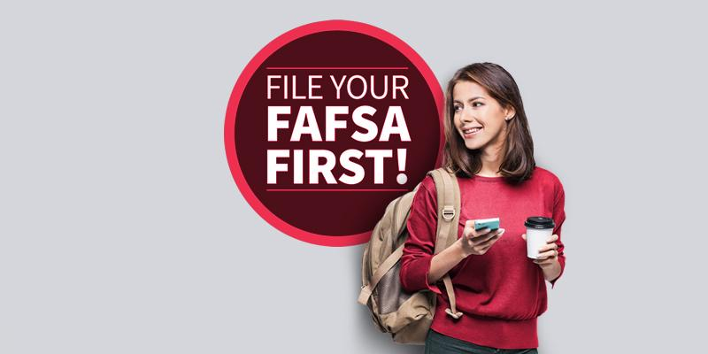 Fill Your 2019 FAFSA Banner